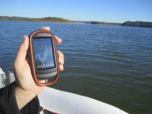 Why do you need a handheld GPS for fishing?