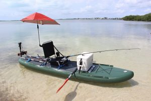 Cooler Stand Up Paddle Board for Fishing