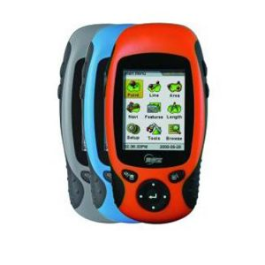 Interface Of Handheld Fishing GPS