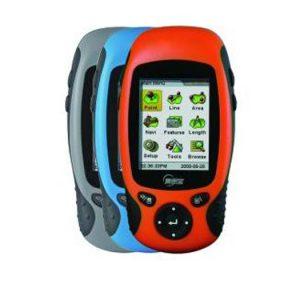 Interface Of Handheld Fishing GPS