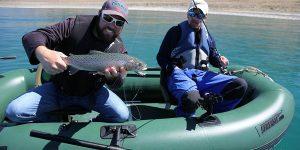 How big fishing boat do I need?