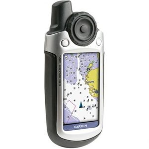 The Mapping System Of Handheld GPS For Fishing