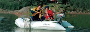 Best Inflatable Boat for Fishing
