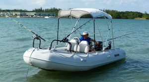 Best Inflatable Fishing Boat For Money   Review in September