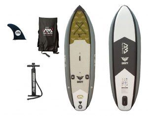 Inflatable Paddle Board for Fishing