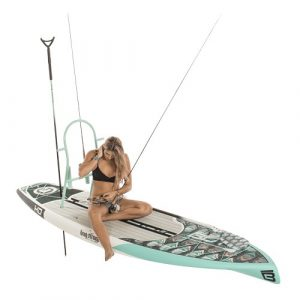 Weigth of Stand Up Paddle Board for Fishing