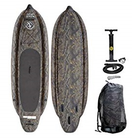 AIRHEAD SPOPRTSSTUFF SUP - best paddle board for fishing in 2019