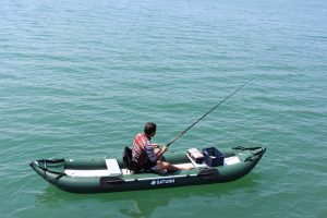 What is the best inflatable kayak for fishing?