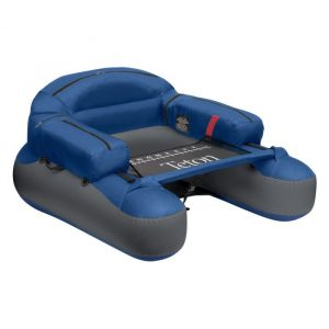 Classic Accessories Teton Inflatable Fishing Float Tube - cheap inflatable fishing boat