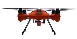 Swellpro Waterproof Fishing Drone Splash Drone 3 - Best Drone for Fishing in 2019