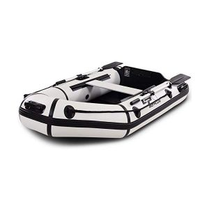 Goplus 2 or 4-Person Inflatable Dinghy Boat - Best Inflatable Dinghy for Fishing