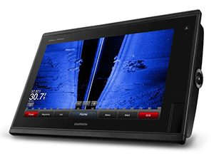 Networked fish finder