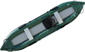Saturn Fishing Inflatable Kayaks 13' - best inflatable kayak