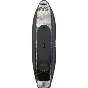 NRS Heron Inflatable Stand-Up Paddle Board - best inflatable fishing sup board