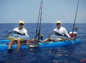 What is the best tandem kayak for fishing?