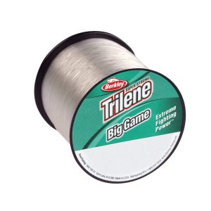 size fishing line for trout