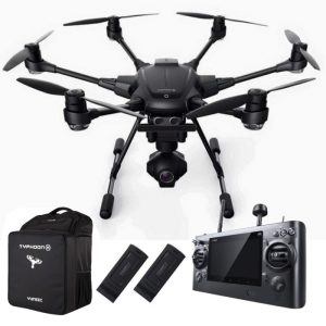 Yuneec Typhoon H Pro Bundle - One of the Best Drone Used for Fishing