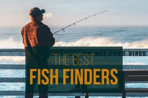 Top-10 best fish finders
