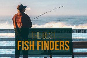 Top-10 best fish finders