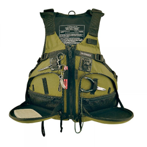 inflatable life vest for fishing