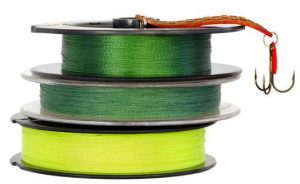 Durability of fishing line for trout