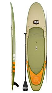 ISLE Sportsman Inflatable Fishing Paddle Board - best inflatable sup for fishing in 2019
