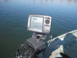 mountable fish finder