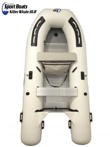 Inflatable Sport Boats Killer Whale Model 330 - High-Quality Inflatable Boat for Fishing
