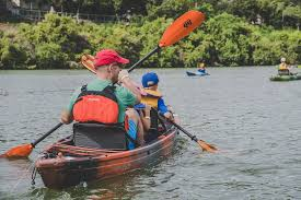 How long is a tandem kayak?
