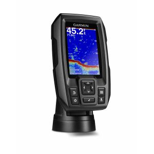 "Garmin Striker 4 with Transducer, 3.5"" GPS Fishfinder - Marine GPS Fish Finders Combo"
