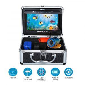 Eyoyo Portable 9 inch LCD Monitor Fish Finder - Best Fishfinder Under 200