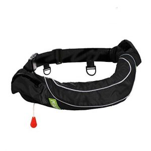 Eyson Inflatable Life Jacket Belt Pack - best inflatable pfd for fishing
