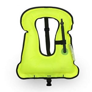 Dazhengyang Portable Inflatable Snorkeling Diving Vest Life