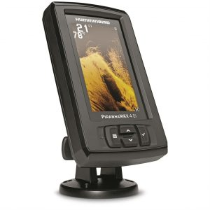 Humminbird 410160-1 PIRANHAMAX 4.3 DI Fish Finder - Good Fishfinder For the Money