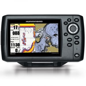 Humminbird 410210-1 Helix 5 CHIRP GPS G2 Fish Finder - High Quality GPS Fish Finder in 2019