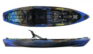 Perception Kayak Pescador Pro Sit On Top for Fishing - most popular fishing kayak in 2019
