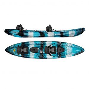 Vibe Kayaks Skipjack 120T - Good Budget Fishing Kayak