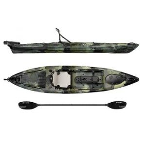 Vibe Kayaks Skipjack 90 9-Foot Angler Sit On Top Fishing Kayak - Best Angler Kayak Under 1000 in 2019