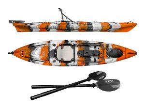 Vibe Kayaks Sea Ghost 130 Angler Kayak - Best Angler Kayak for the Money