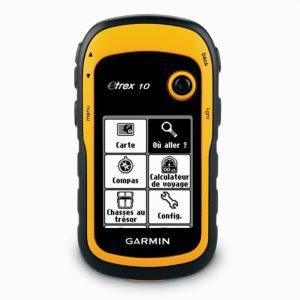 Garmin eTrex10 GPS – The best handheld GPS for fishing