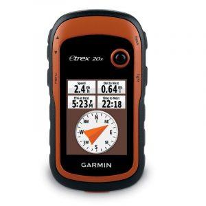 Garmin eTrex 20x - Top rated handheld GPS in 2019