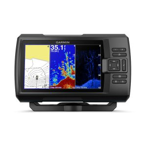Garmin Striker Plus 9SV with CV52HW-TM Transducer - Good GPS Fish Finder for the Money in 2019