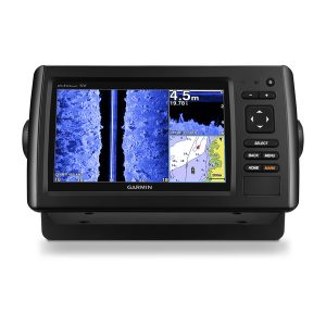 Garmin echoMAP CHIRP 73SV with Transducer - Good Quality Fish Finder with GPS