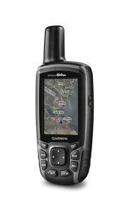 Garmin GPSMAP 64st with High-Sensitivity GPS and GLONASS
