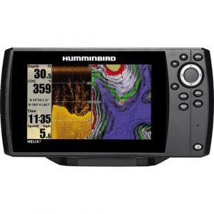 Humminbird 409850-1 Helix 7 - Best Humminbird GPS Fishfinder Combo