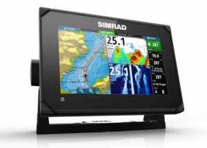 Simrad GO7 XSE Transom Mount Transducer - Best Fish Locator for the Money in 2019