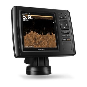 Garmin 010-01813-02 Garmin echoMAP CHIRP 52cv Transducer - High Rated GPS Fishfinder Combo