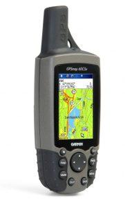 Garmin GPSMAP 60Cx Handheld GPS Navigator - A good handheld GPS for fishing
