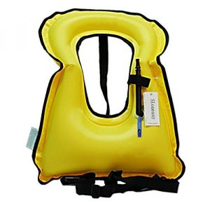 Sloueasy Inflatable Life Jacket